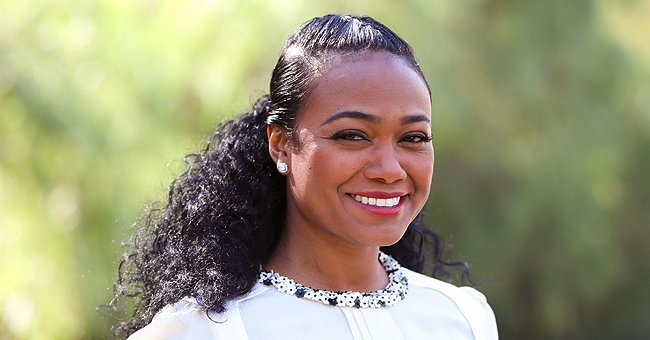 Tatyana Ali from 'Fresh Prince of Bel-Air' Shared Photo with Her Dad during a Night out & They Have the Same Smile
