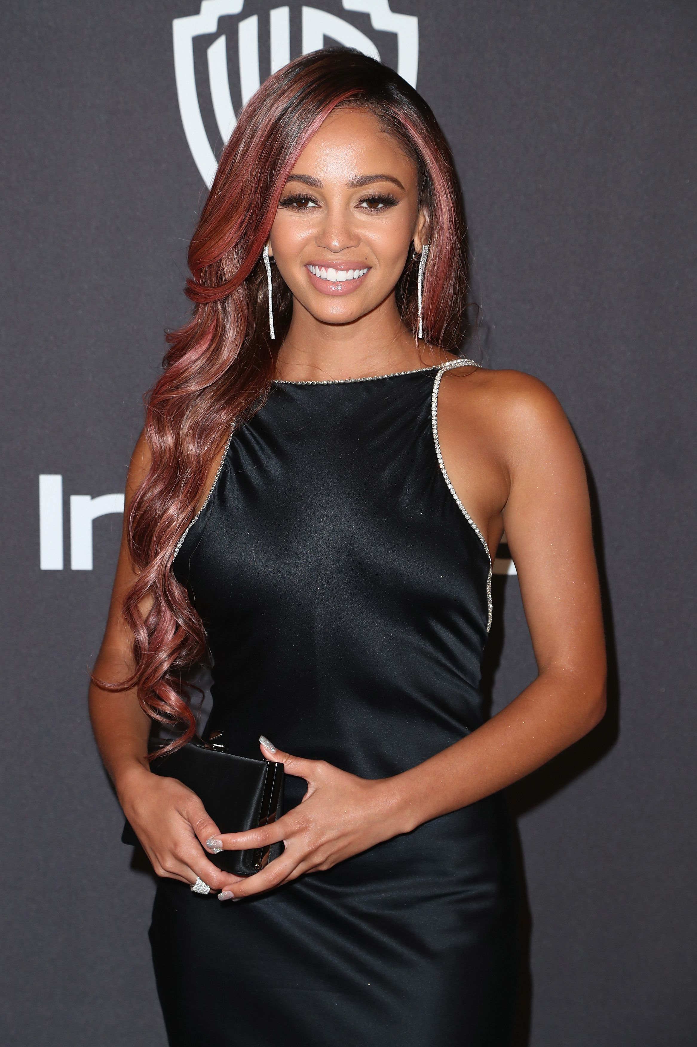 Vanessa Morgan at the InStyle And Warner Bros. Golden Globes After Party on January 6, 2019   Photo:Getty Images
