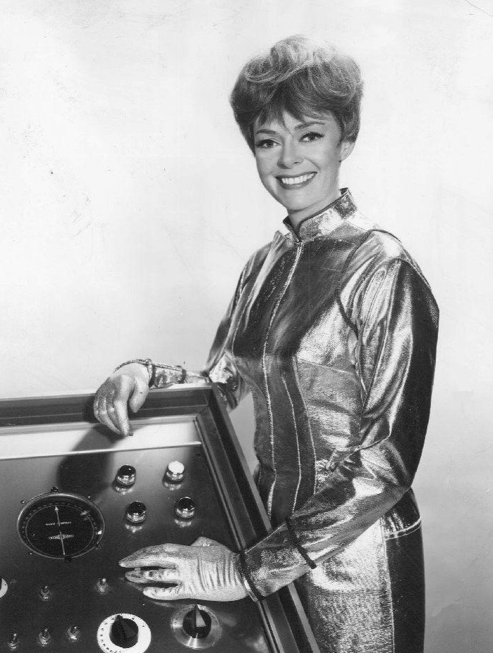 June Lockhart, circa 1960s | Photo: Wikimedia Commons