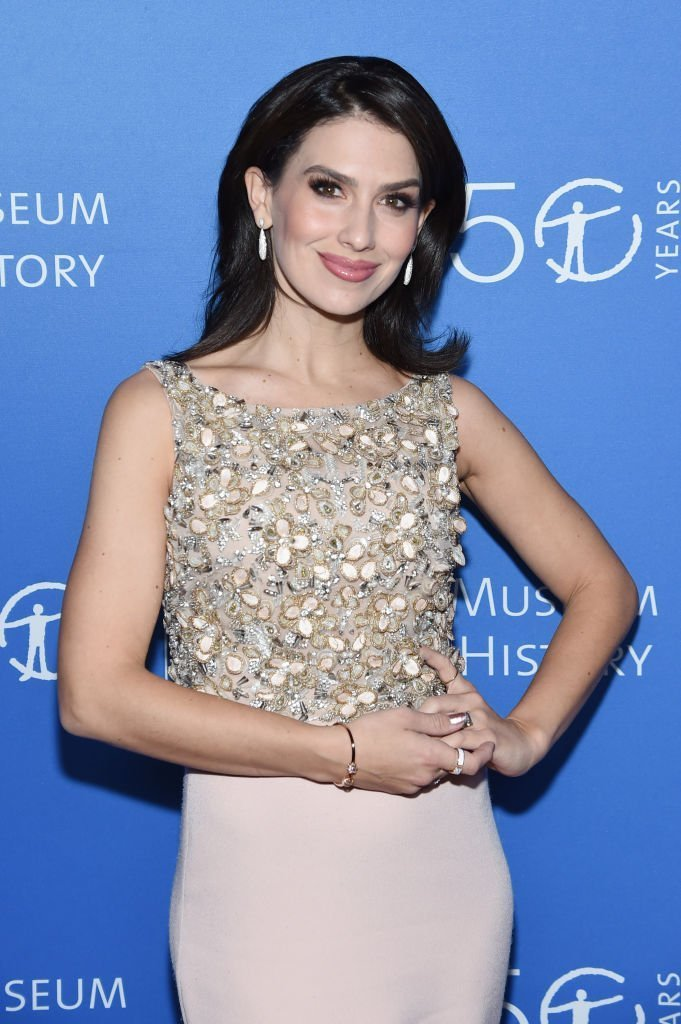 Hilaria Baldwin attends the American Museum Of Natural History 2019 Gala at the American Museum of Natural History | Photo: Getty Images