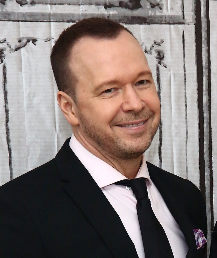 Donnie Wahlberg. I Image: Getty Images.