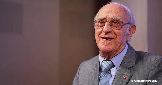 Tulle: Jean Viacroze âgé de 104 ans, l'un des derniers témoins de la tragédie du 9 juin 1944, est décédé