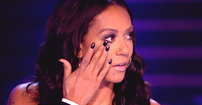 The Sun: Mel B Races to Hospital after 'Going Blind' in Right Eye