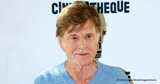 Robert Redford's Grandson Is All Grown up and Looks Similar to His Famous Grandpa