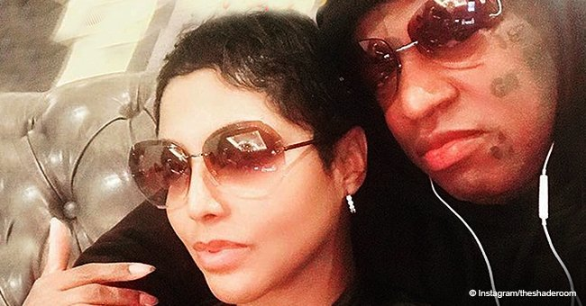 Birdman sparks reconciliation rumors after sharing pic snuggling with Toni Braxton