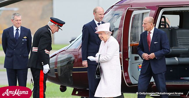 The Queen Does Not Sit with Prince Philip during Flights, Royal Biographer Explains the Reason.