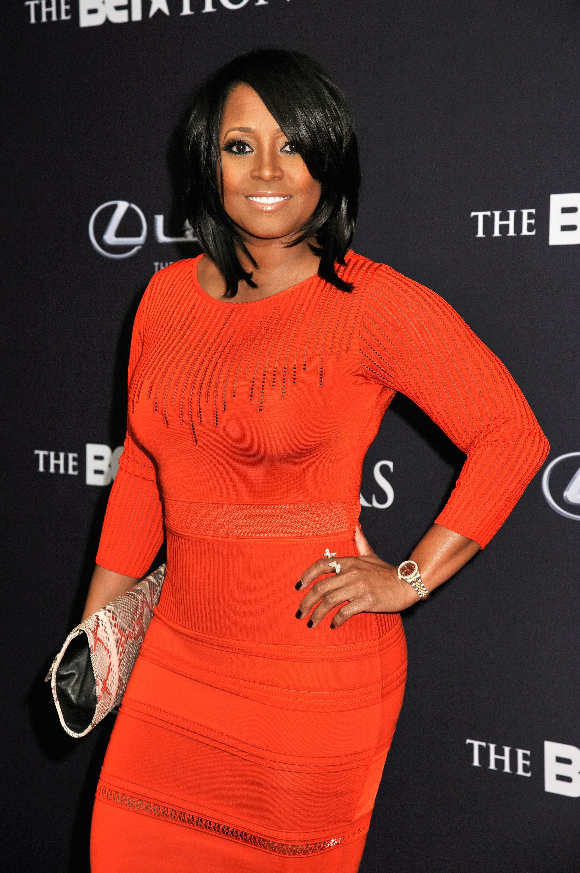 Keshia Knight Pulliam at the BET Honors 2015 at Warner Theatre on January 24, 2015 in Washington, DC. | Source: Getty Images