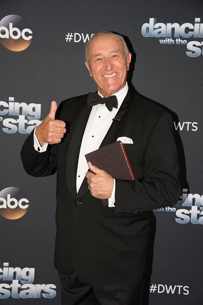 "Len Goodman on ""Dancing With the Stars"" - Season 27 