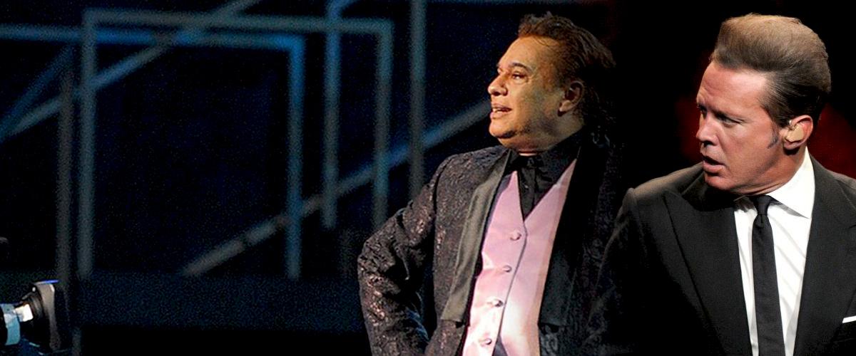 Nuevo audio revela que Juan Gabriel envidiaba cierto aspecto en la vida de Luis Miguel