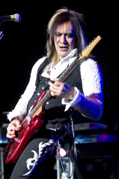 Jeff Labar at DTE Energy Music Theater on August 18, 2012 in Clarkston, Michigan.   Photo: Getty Images