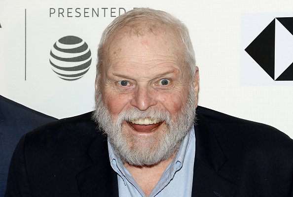 Brian Dennehy at BMCC Tribeca PAC on April 21, 2018 in New York City.   Photo: Getty Images