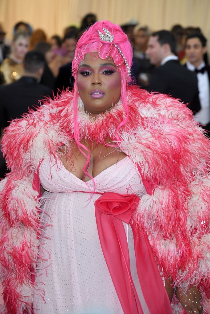 Lizzo at the 2019 Met Gala on May 06, 2019 in New York City | Photo: Getty Images