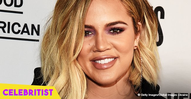 Khloé Kardashian warms hearts with throwback 'bunny' photo of True at 2 weeks old
