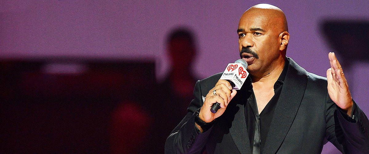 Steve Harvey Made Sacrifices Raising His Beautiful Twin Daughters: 'I Would Die for Them'