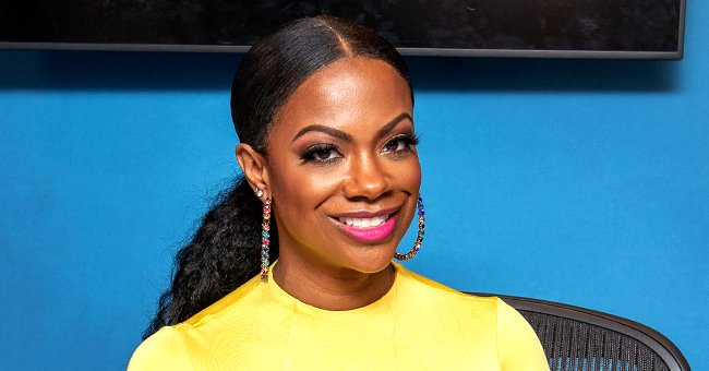 Kandi Burruss from RHOA Shares Pics with Rarely-Seen Younger Sister Rebekah