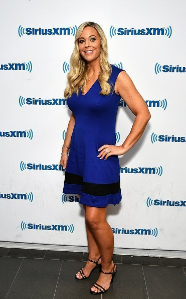 TV personality Kate Gosselin visits SiriusXM Studios on June 10, 2019 in New York City  | Photo: Getty Images