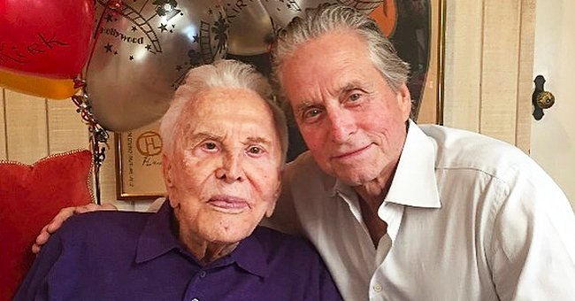 Michael Douglas Admits He Finds It Hard to Believe a Year Has Passed the Death of His Dad Kirk