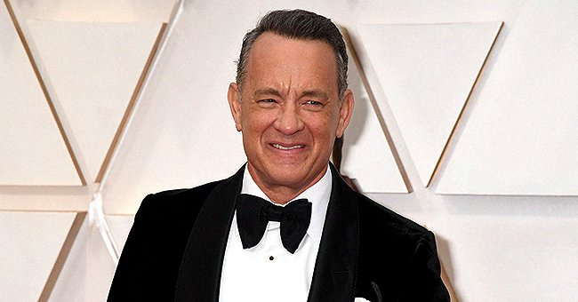 See How Tom Hanks Celebrated His 64th Birthday in an Amusing New Video