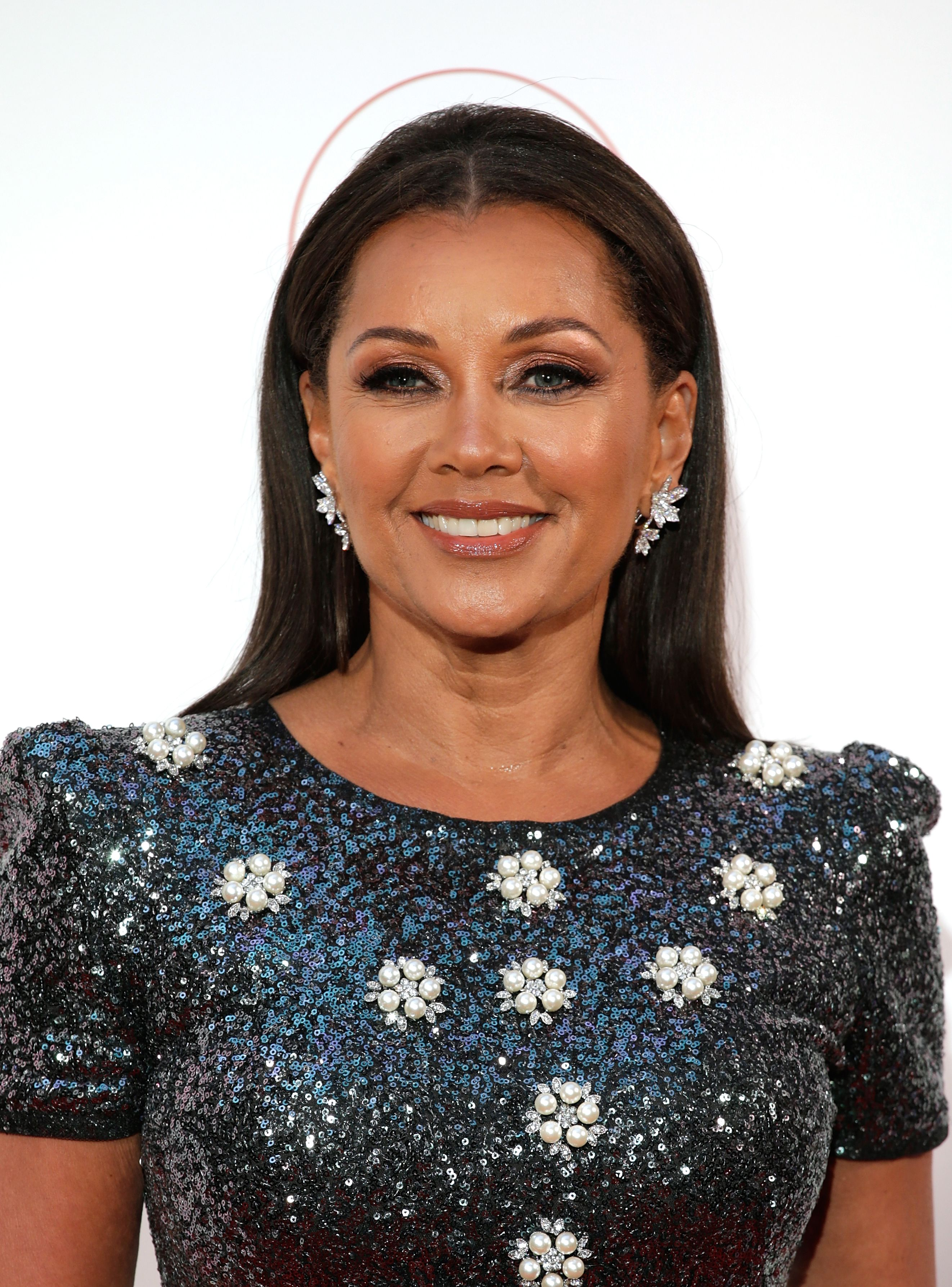 Actress Vanessa Williams at The Nelson Mandela Global Gift Gala on April 24, 2018 in London.   Photo: Getty Images