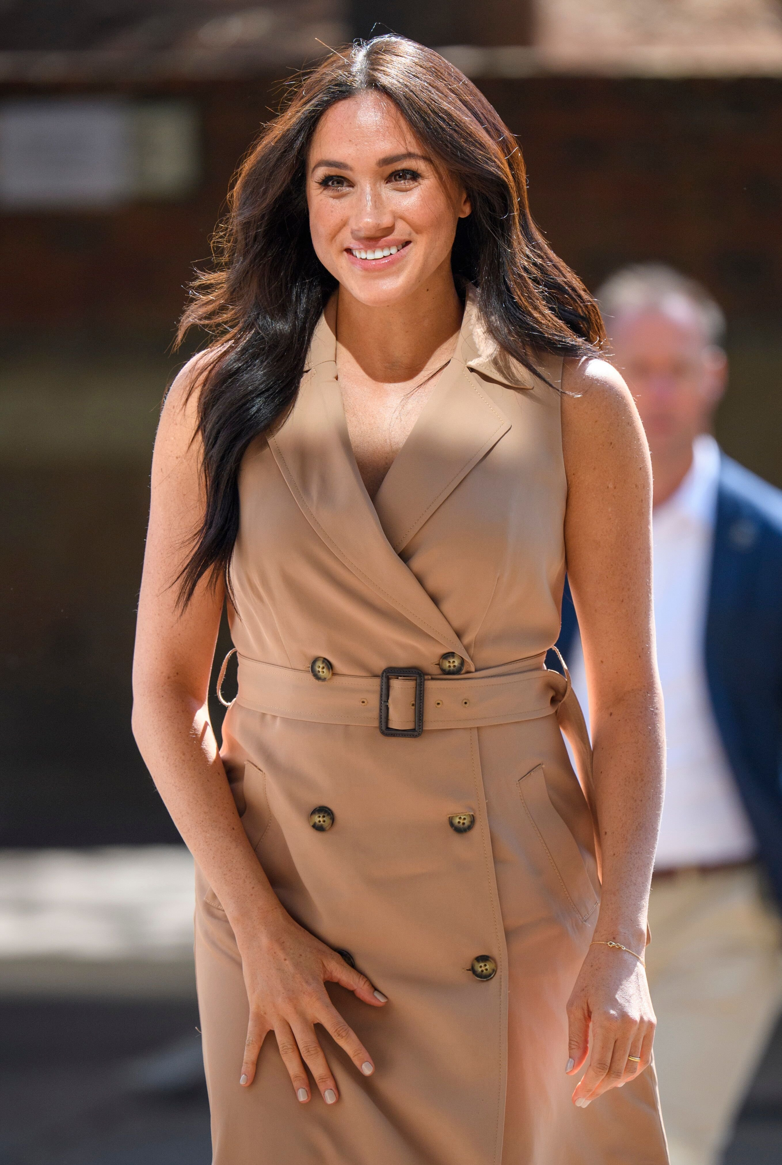 Meghan, Duchess of Sussex, Patron of the Association of Commonwealth Universities (ACU) visits the University of Johannesburg on October 1, 2019 in Johannesburg, South Africa | Photo: Getty Images