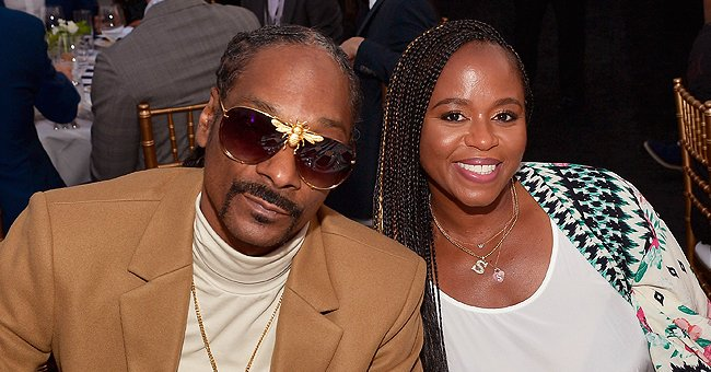 Snoop Dogg's Wife of 23 Years Shante Broadus Flaunts Her Figure in Tight Pants While Dancing to His Song