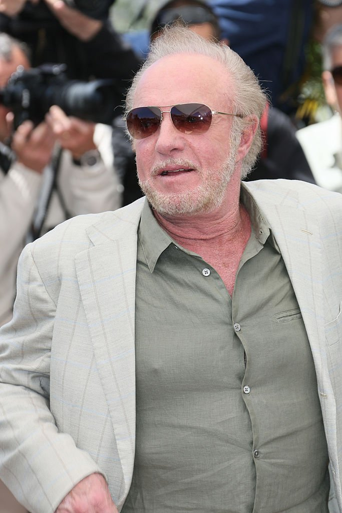 """James Caan at the photocall for """"Blood Ties"""" during the 66th Annual Cannes Film Festival at the Palais des Festivals on May 20, 2013 