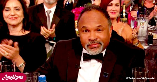 Geoffrey Owens gets huge ovation for speech after being job-shamed for working at Trader Joe's