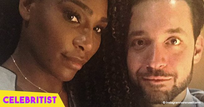 Serena Williams' husband warms hearts with pic of his wife and daughter from the Paris zoo