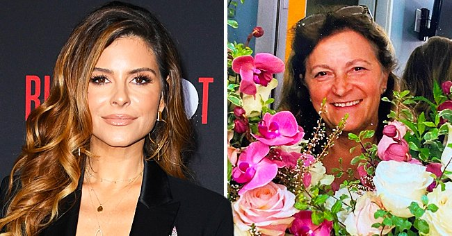 Maria Menounos Gets Emotional While Opening up for the 1st Time about Her Grief after Mom's Passing