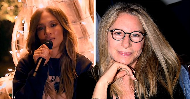 J-Lo Honors Barbra Streisand While Performing Her Iconic Song for the 'One World' Concert