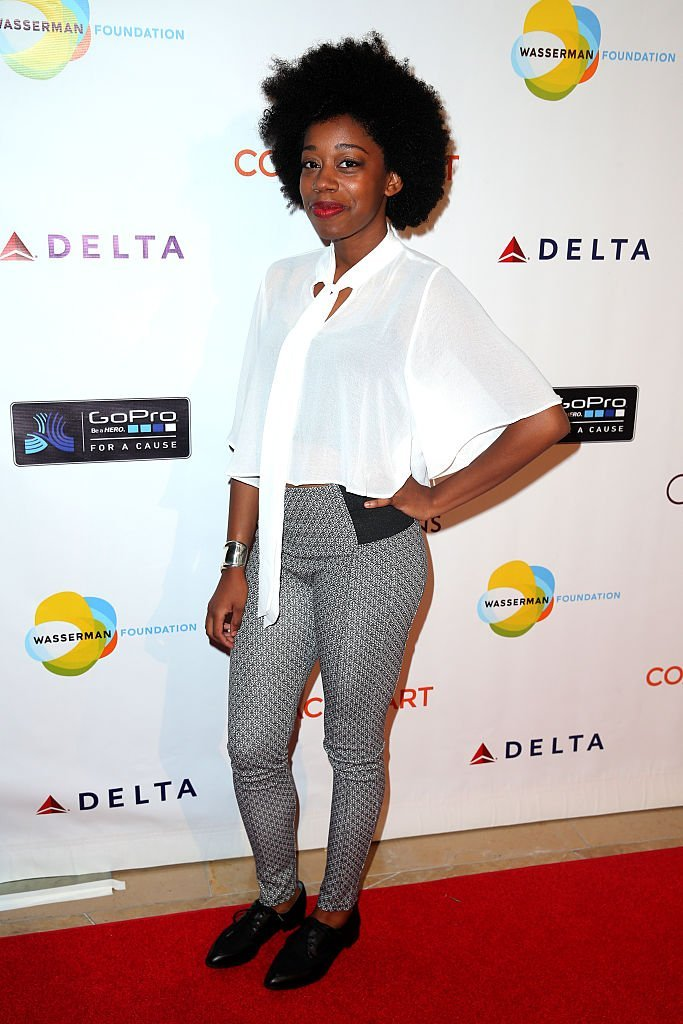 Diona Reasonover on October 15, 2015 in Beverly Hills, California | Source: Getty Images