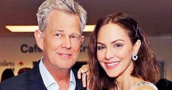 David Foster's Wife Katherine McPhee Dons a Custom Wedding Dress as She Takes His Last Name