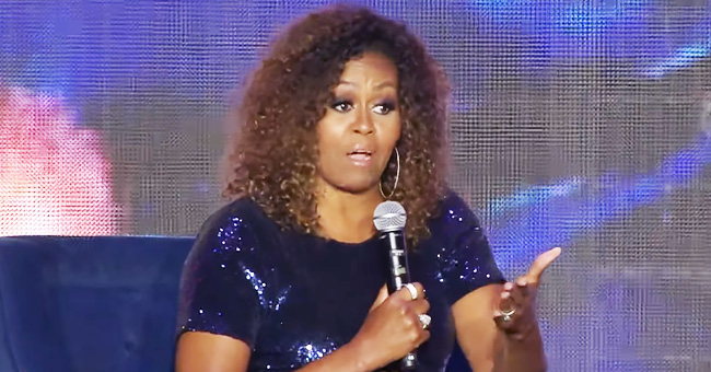 Michelle Obama Spoke at the Essence Festival about Her Father's Death at Age 55