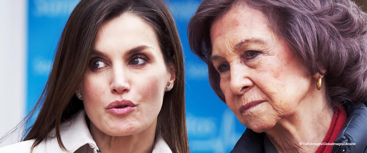 Así cambió la Reina Letizia a un año de la pelea pública con Sofía