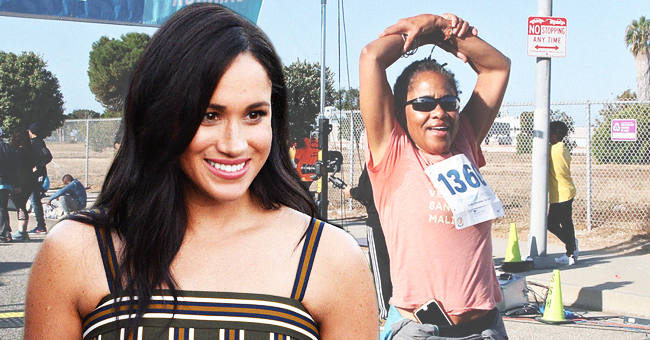 Meghan Markle's Mom Doria Ragland Ran 5K Marathon for a Suicide Prevention Charity