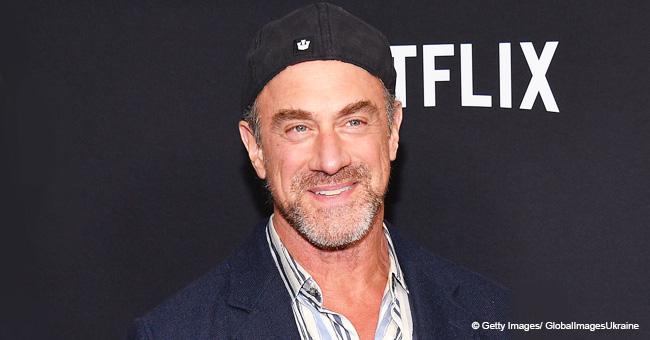 'Law & Order''-Star Christopher Meloni ist ein stolzer Vater von zwei Kindern - das sind sie