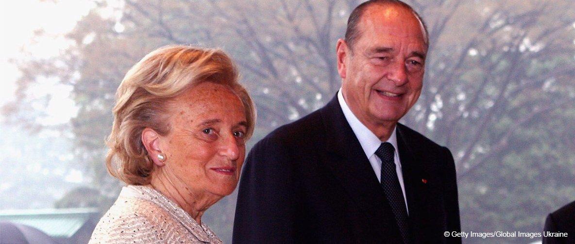 """""""Le plus beau jour de ma vie ?"""": le témoignage de Bernadette Chirac à son amie proche"""