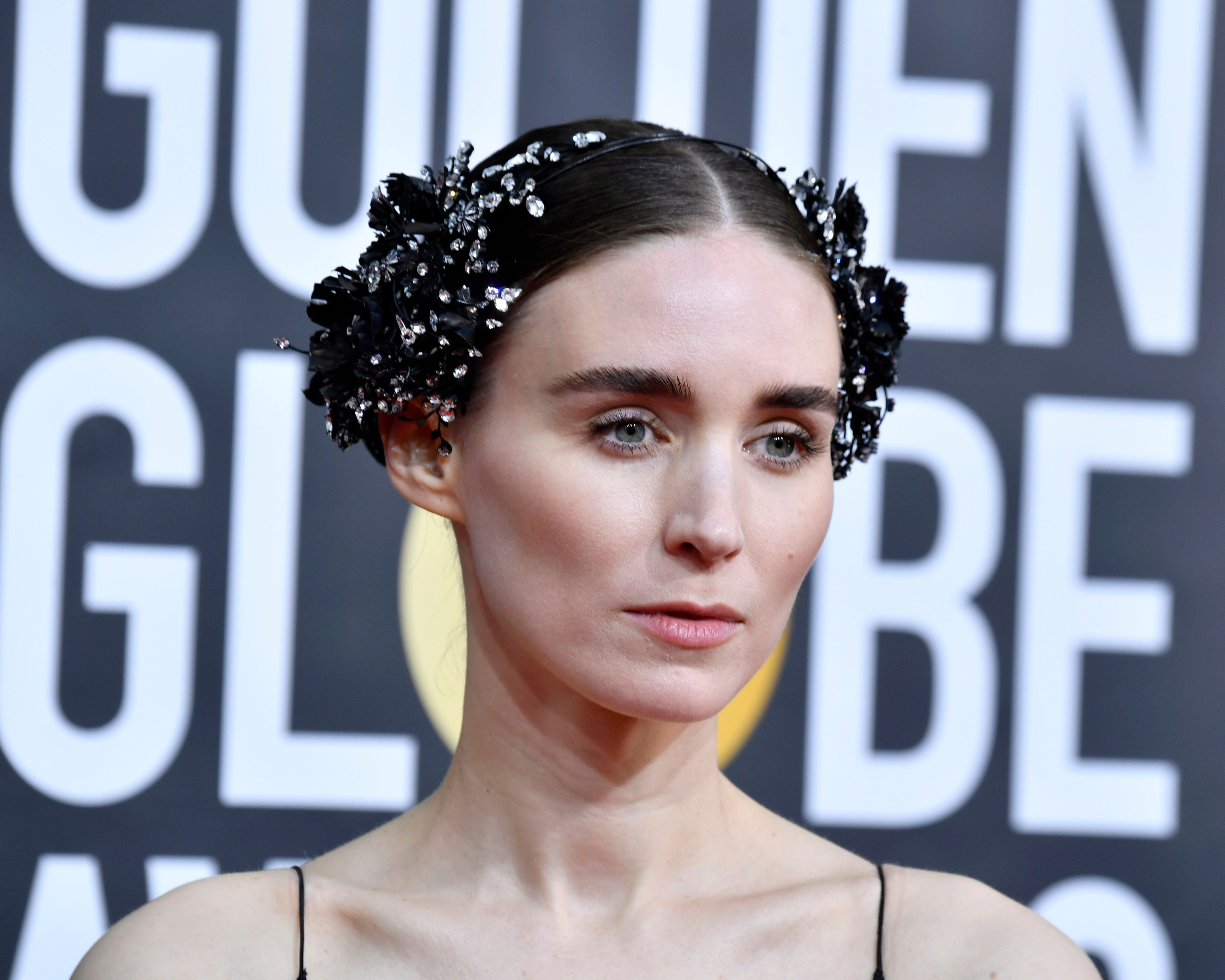Rooney Mara at the 77th Annual Golden Globe Awards at The Beverly Hilton Hotel on January 05, 2020 | Photo: Getty Images