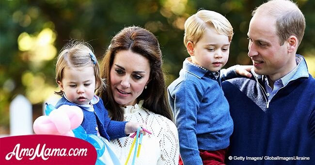 Very old rule breaks royal family apart. Duchess Kate's grandchildren won't have royal titles