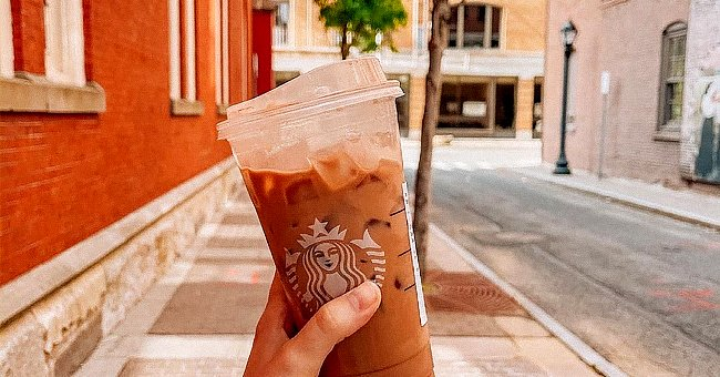 Pictured: An iced coffee drink from Starbucks | Photo: instagram.com/starbucks