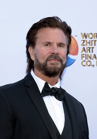 Lorenzo Lamas attends the 4th annual Roger Neal Oscar Viewing Dinner Icon Awards and after party at Hollywood Palladium on February 24, 2019, in Los Angeles, California. | Source: Getty Images.