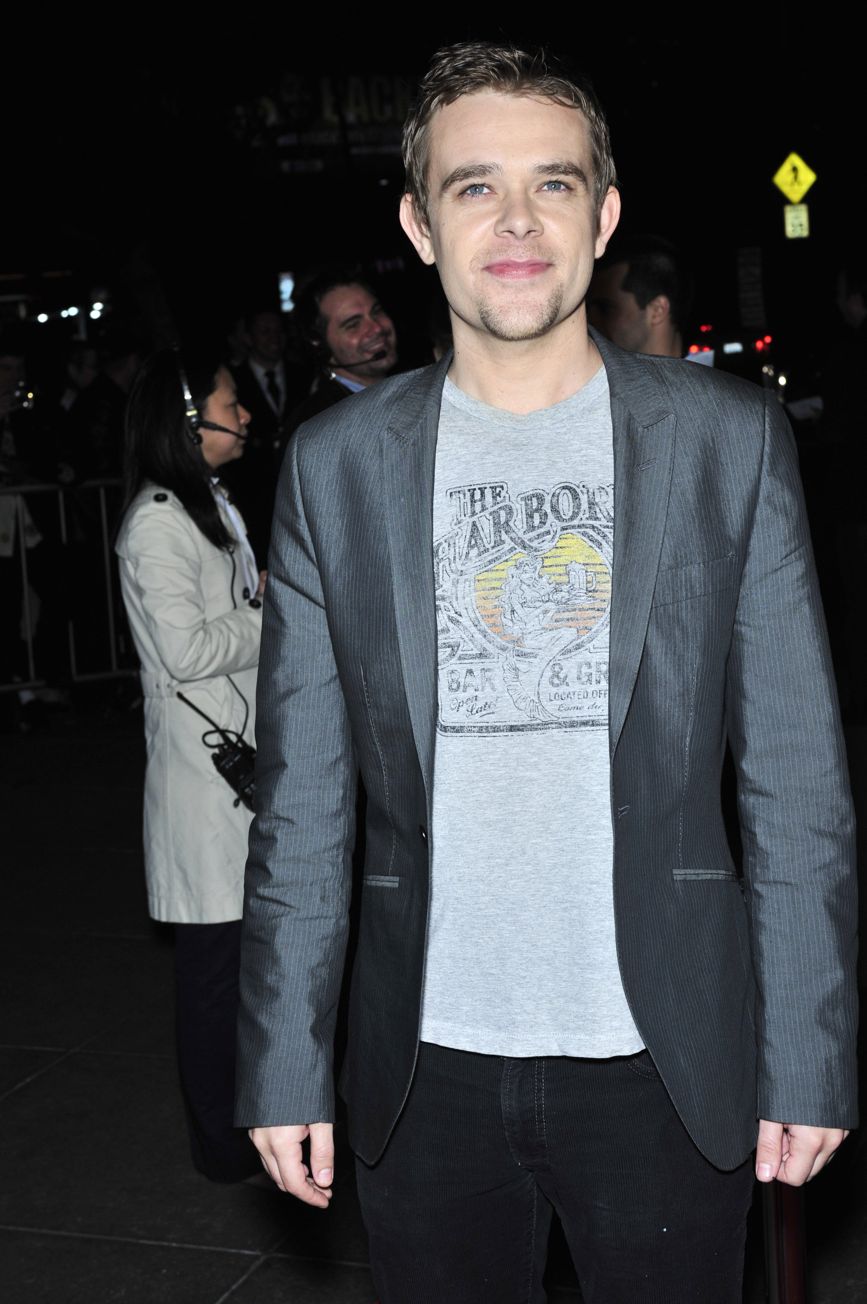 """Actor Nick Stahl at the premiere of the movie """"Sleepwalking"""" at the Directors Guild of America Theatre, West Hollywood. March 6, 2008 Los Angeles, California 