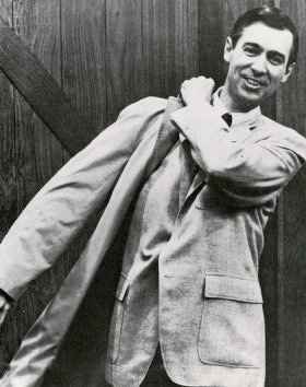 Photograph of Mister Rogers in the late 1960s. | Source: Wikimedia Commons