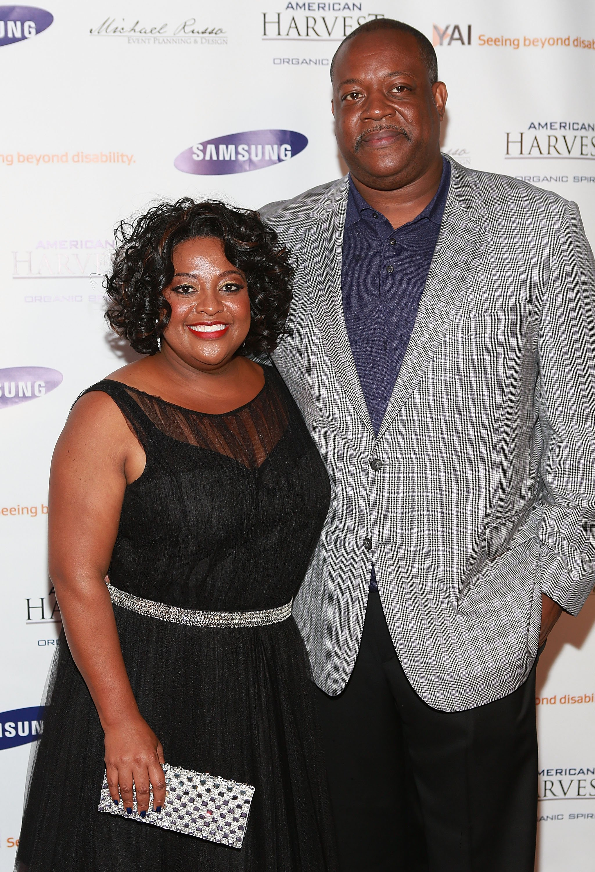 Sherri Shepherd and Lamar Sally at Clyde Frazier's Wine and Dine on September 12, 2013 | Photo: Getty Images