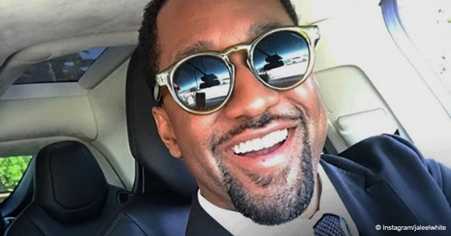 Jaleel White hangs out with look-alike daughter and her girlfriend in adorable photos