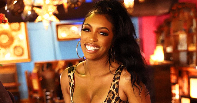 RHOA Star Porsha Williams Shares Video of Baby Pilar Smiling in Her Cot, Admits It's All She Needs