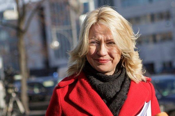 Manuela Schwesig, Berlin, Februar 2018   Quelle: Getty Images
