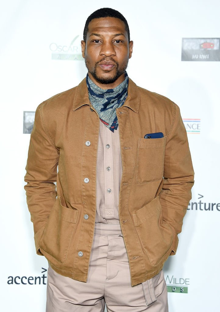 Jonathan Majors at the US-Ireland Alliance 14th Annual Oscar Wilde Awards at Bad Robot on February 21, 2019 | Photo: Getty Images