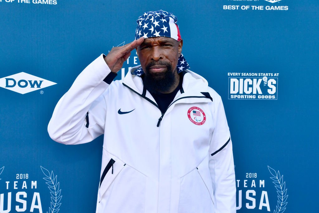 Mr. T attends the Team USA Awards at the Duke Ellington School of the Arts on April 26, 2018. | Photo: Getty Images