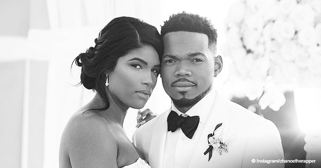Chance the Rapper Announces He and New Wife Kirsten Corley Are Expecting Baby No. 2